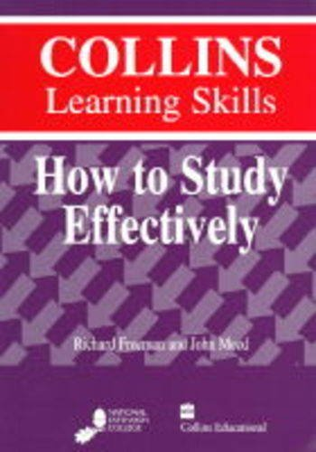 9780003276176: How to Study Effectively (Collins learning skills)