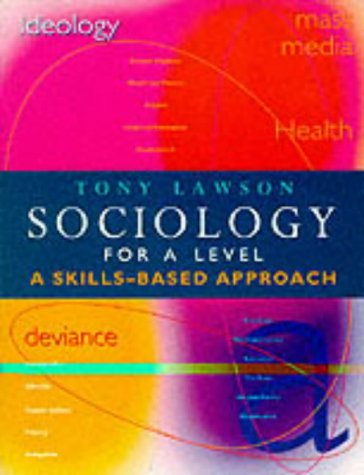 9780003276244: Sociology for 'A' Level: A Skills Based Approach