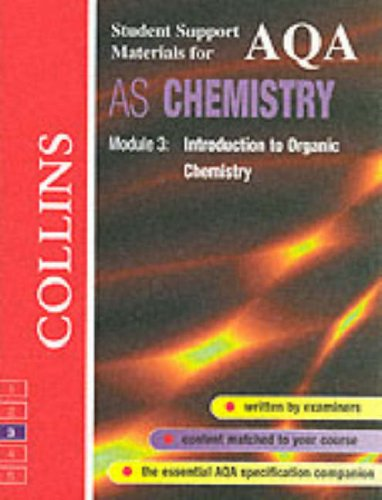 9780003277036: Collins Student Support Materials - AQA (A) Chemistry: Introduction to Organic Chemistry