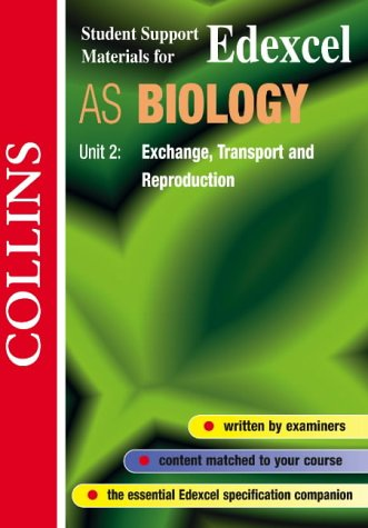 9780003277135: Edexcel Biology: Exchange, Transport and Reproduction (Collins Student Support Materials)