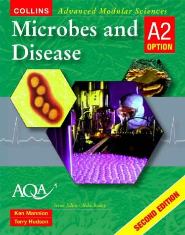 9780003277425: Collins Advanced Modular Sciences - Microbes and Disease