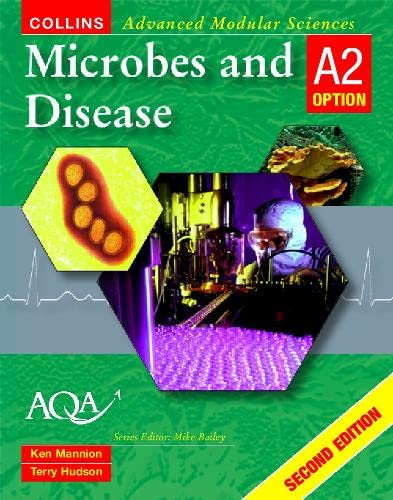 9780003277425: Microbes and Disease (Collins Advanced Modular Sciences)