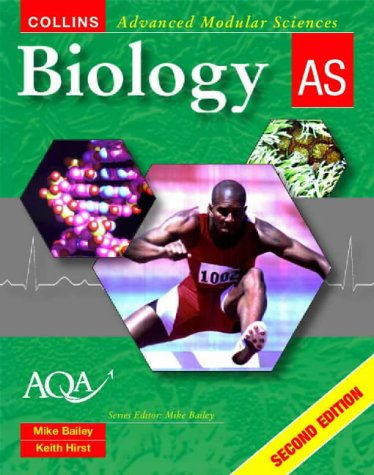 9780003277517: Biology AS (Collins Advanced Modular Sciences)