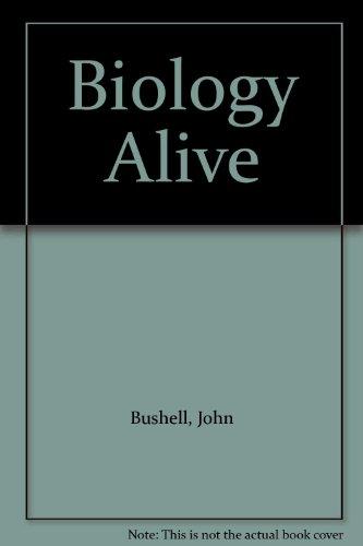 9780003277579: Biology Alive