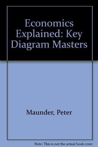9780003278200: Economics Explained: Key Diagram Masters