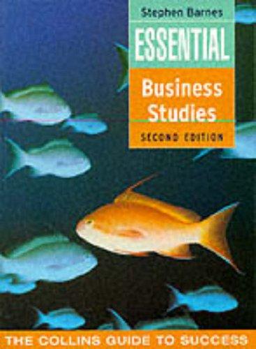 9780003278583: Essential Business Studies
