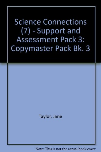 9780003278699: Science Connections: Copymaster Pack Bk. 3