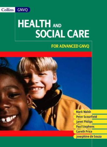 9780003291001: Health and Social Care for Vocational A-level