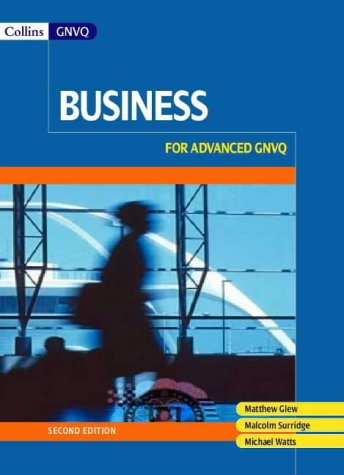 9780003291049: Business for Vocational A-level