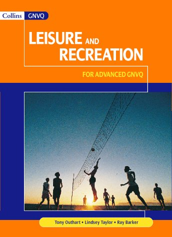 9780003291100: Leisure and Recreation for Advanced GNVQ