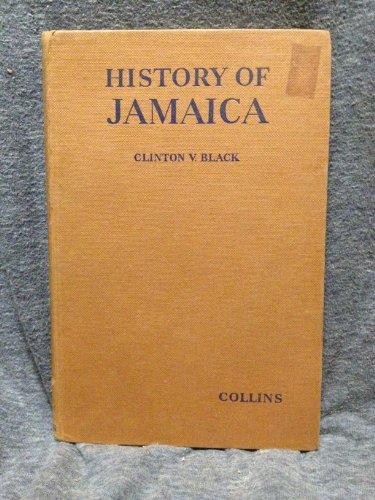 9780003293456: The History of Jamaica