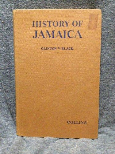 9780003293456: History of Jamaica