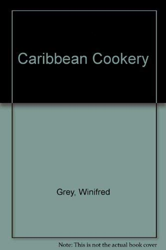 9780003294132: Caribbean Cookery