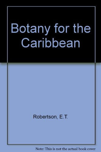 9780003294446: Botany for the Caribbean