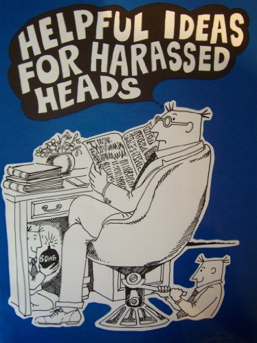 9780003294736: Helpful Ideas for Harassed Heads (Ideas - a Collins Educational photocopy master)