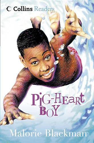 9780003302165: Pig-heart Boy (Collins Readers)