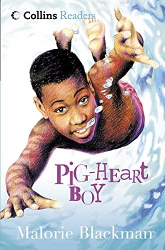 9780003302165: Pig-heart Boy (Collins Readers)