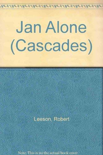 9780003302455: Jan Alone (Cascades)