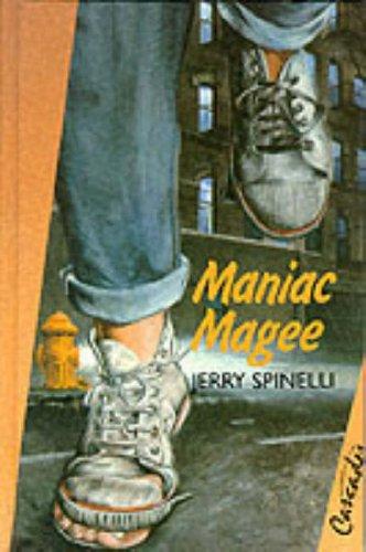 9780003303063: Maniac Magee (Cascades)