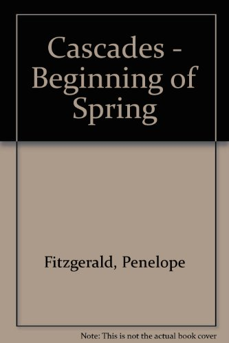 Beginning of Spring (Cascades) (9780003303179) by Penelope Fitzgerald