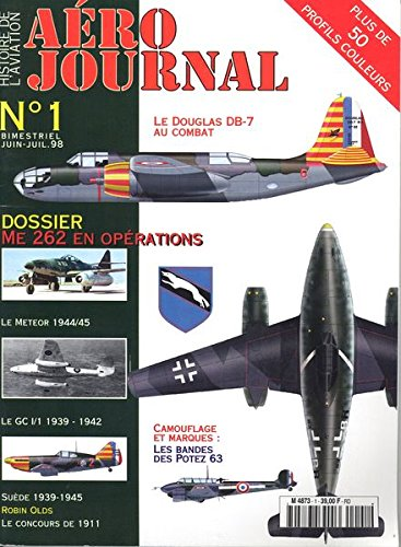 AERO JOURNAL N° 16 - Der Blitz-Bomber,: COLLECTIF