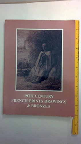 9780003369731: 19th Century French Prints Drawings & Bronzes