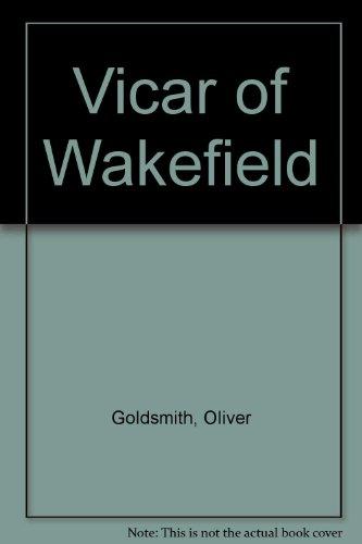 9780003395846: Vicar of Wakefield