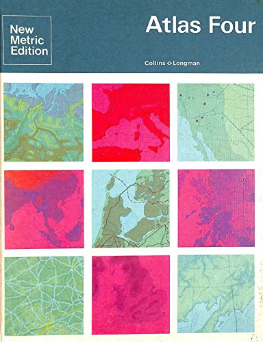 9780003600094: Collins-Longman Atlas: No. 4