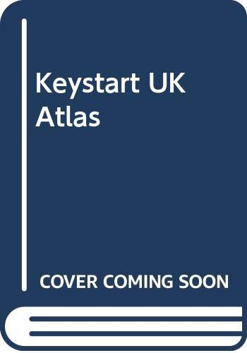9780003600452: Keystart UK Atlas