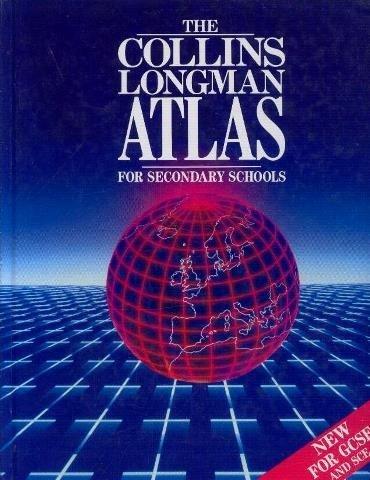 9780003602401: Collins-Longman Atlas for Secondary Schools