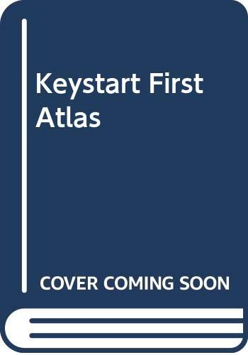 9780003603040: Keystart First Atlas