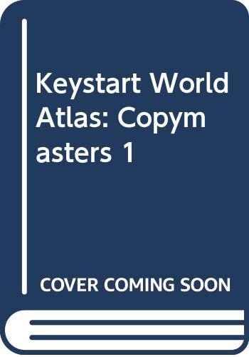 9780003603088: Keystart World Atlas: Copymasters 1