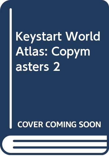 9780003603095: Keystart World Atlas: Copymasters 2