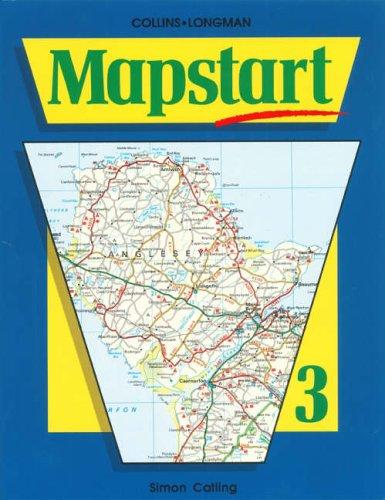 9780003603170: Collins Mapstart - Mapstart 3