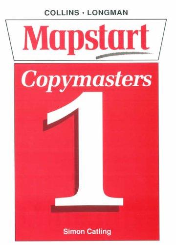 9780003603187: Mapstart 1 Copymasters (Collins Mapstart)