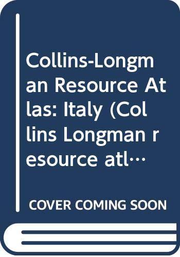 9780003603255: Collins-Longman Resource Atlas: Italy