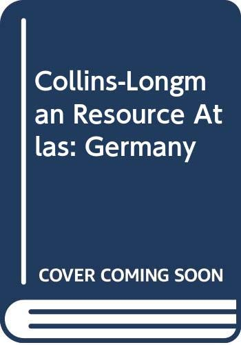 9780003603286: Collins-Longman Resource Atlas: Germany