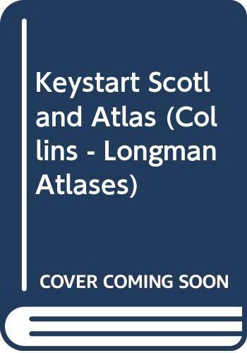 9780003603460: Keystart Scotland Atlas