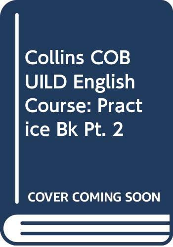 9780003700343: Collins COBUILD English Course: Practice Bk Pt. 2