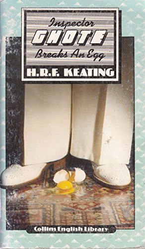 Inspector Ghote Breaks an Egg (English Library): H.R.F. Keating; Sally