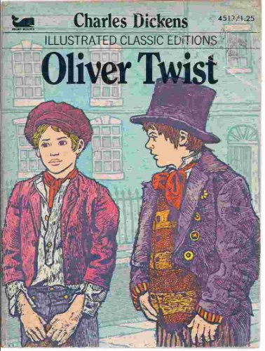 Oliver Twist (level 2): Charles Dickens; Norman Wymer