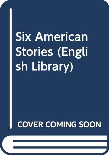 9780003701494: Six American Stories (English Library)