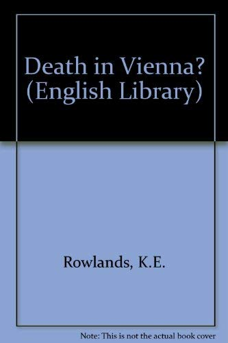 9780003701623: Death in Vienna? (English Library)