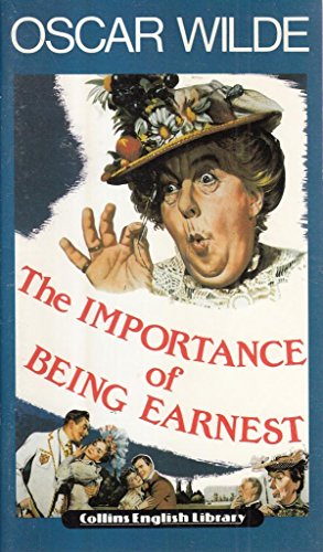 9780003701975: THE IMPORTANCE OF BEING EARNEST