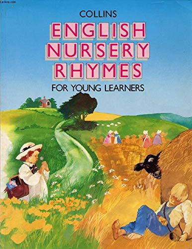 9780003702217: Collins English Nursery Rhymes for Young Learners