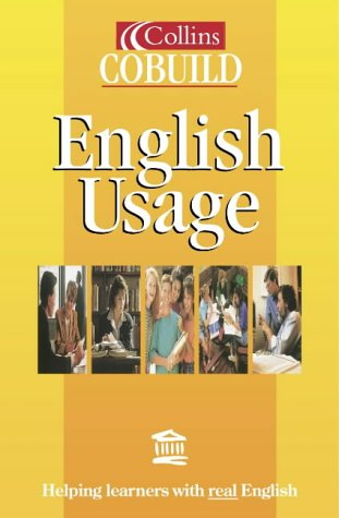 9780003702583: English Usage (COBUILD)