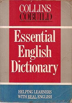 9780003702613: Collins COBUILD Essential English Dictionary