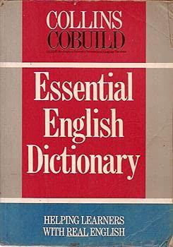 9780003702613: Collins COBUILD Essential English Dictionary