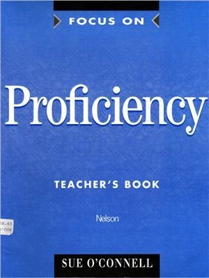 9780003702699: Focus on Proficiency: Tchrs'