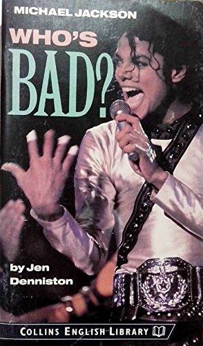 9780003702910: Michael Jackson: Who's Bad?